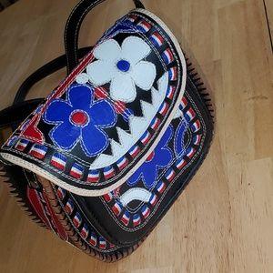 Handbags - Happy Crossbody, leather purse, purse, shoulder ba